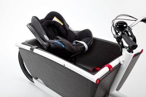 Baby seat bike rental