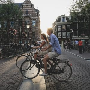 Bike hire Amsterdam