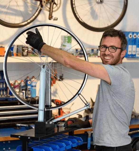 Italian bike rental Amsterdam